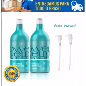 Complex Care Mirtilo Kit Shampo E Condicionador 1 Litro Cada